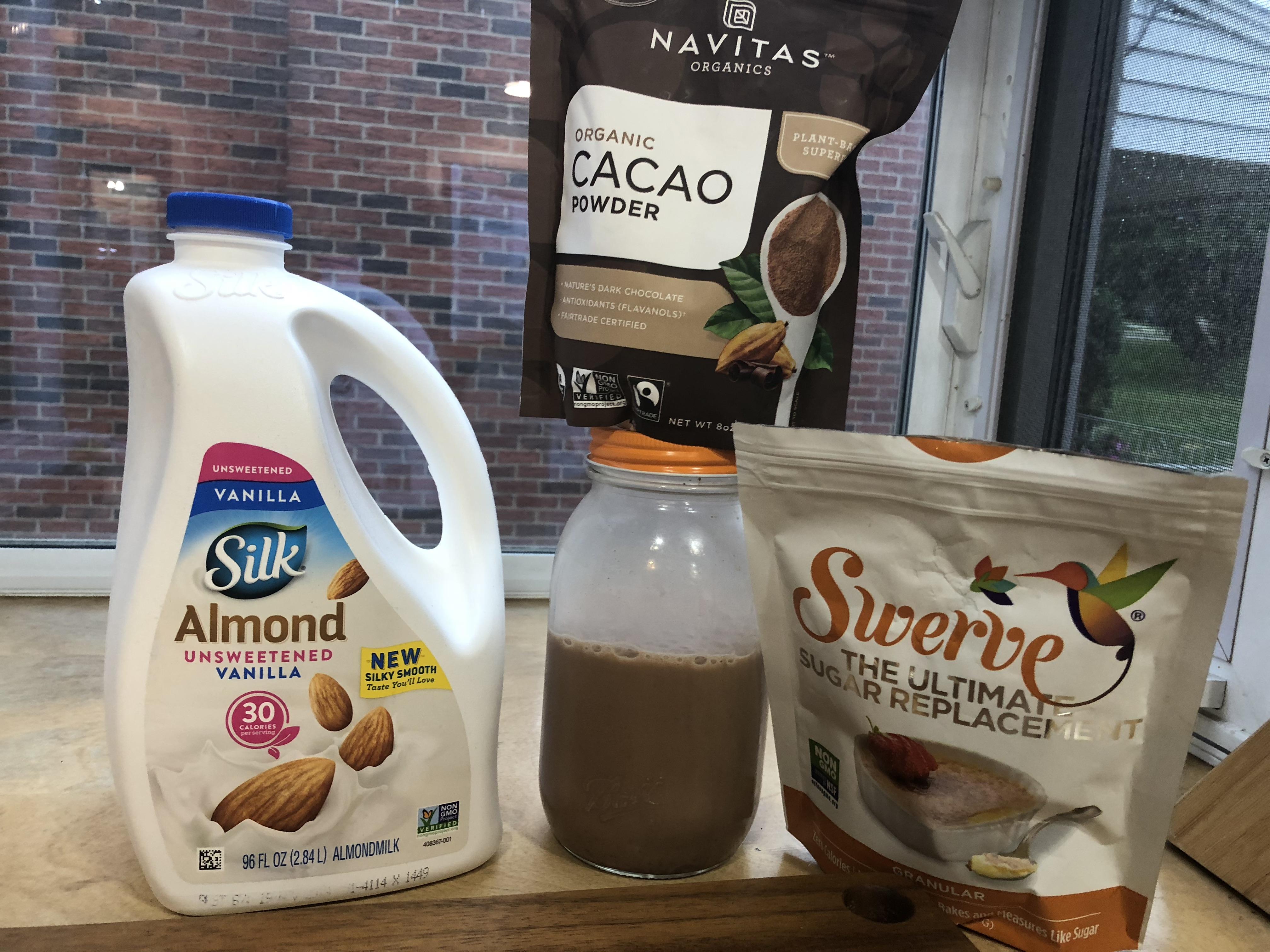 Kids chocolate milk